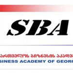 georgian-business-academy-sba-tbilisi-logo-georgia-country-europe
